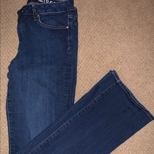 Gap perfect boot jeans size 30 Long